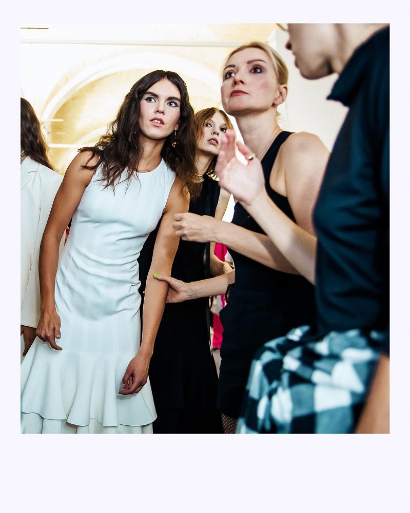 Ексклюзив Marie Claire: що відбувається за лаштунками модного показу Elena Burenina SS 2022-Фото 16