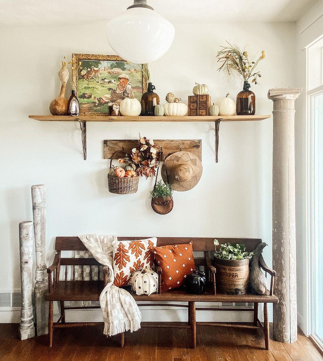 Вдохновленные осенью: 10 идей как украсить свой дом-Фото 7