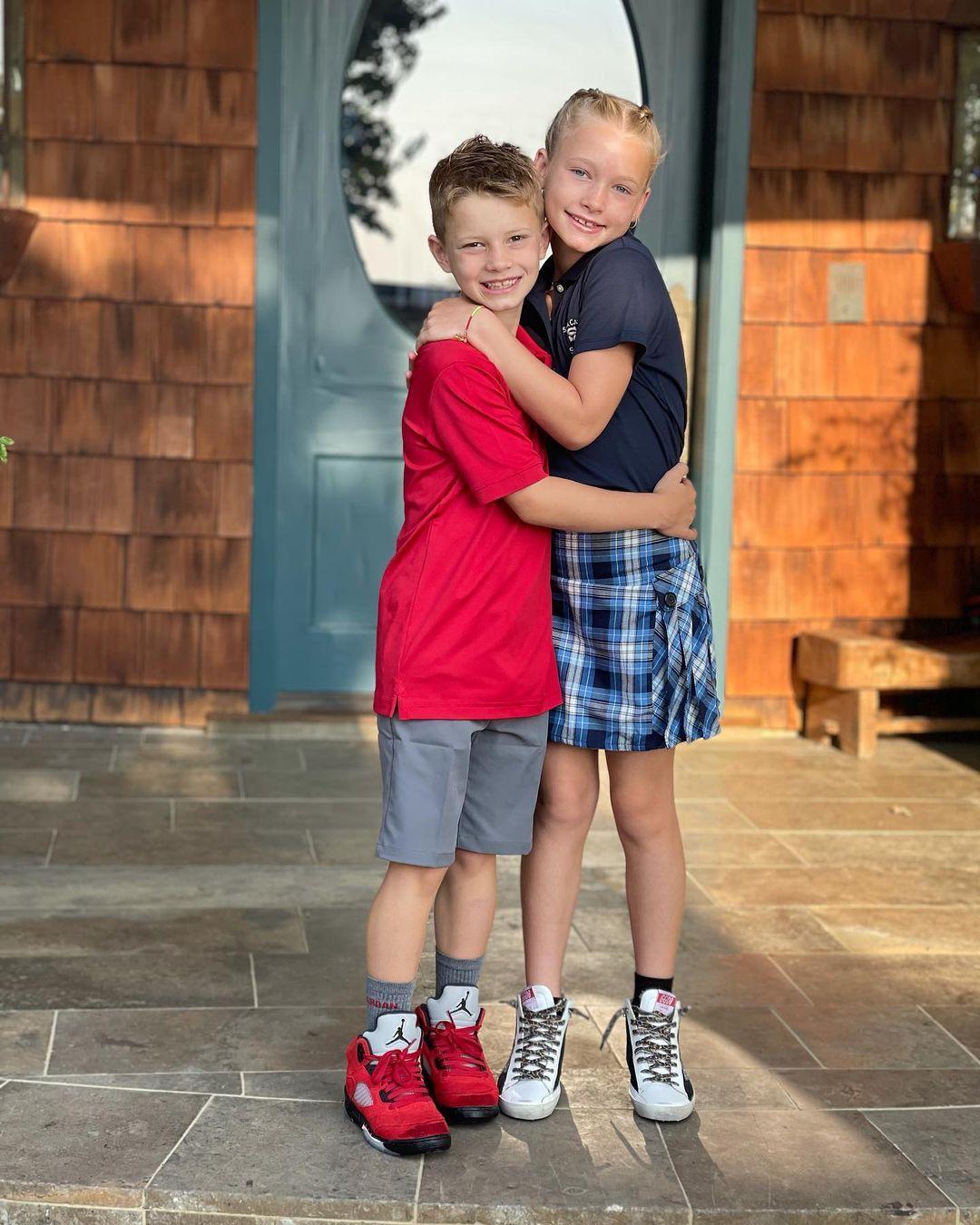 Как прошло 1 сентября для детей голливудских звезд — фотоотчет-Фото 3
