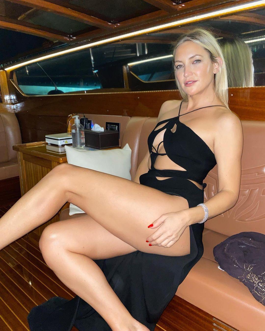 Кейт Хадсон демонстрирует самый сексуальный образ за всю карьеру-Фото 1