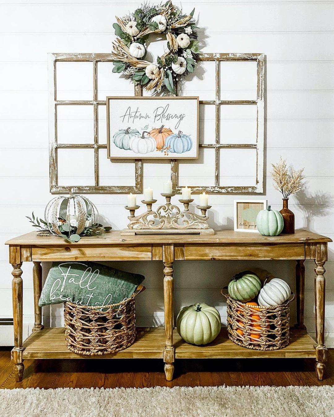 Вдохновленные осенью: 10 идей как украсить свой дом-Фото 6
