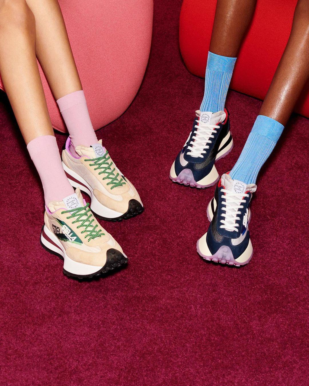Стелла МакКартни презентовала новую линейку веганской спортивной обуви-Фото 1