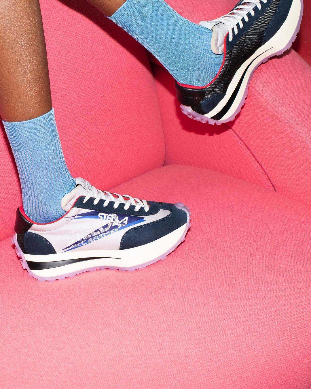 Стелла МакКартни презентовала новую линейку веганской спортивной обуви-Фото 3
