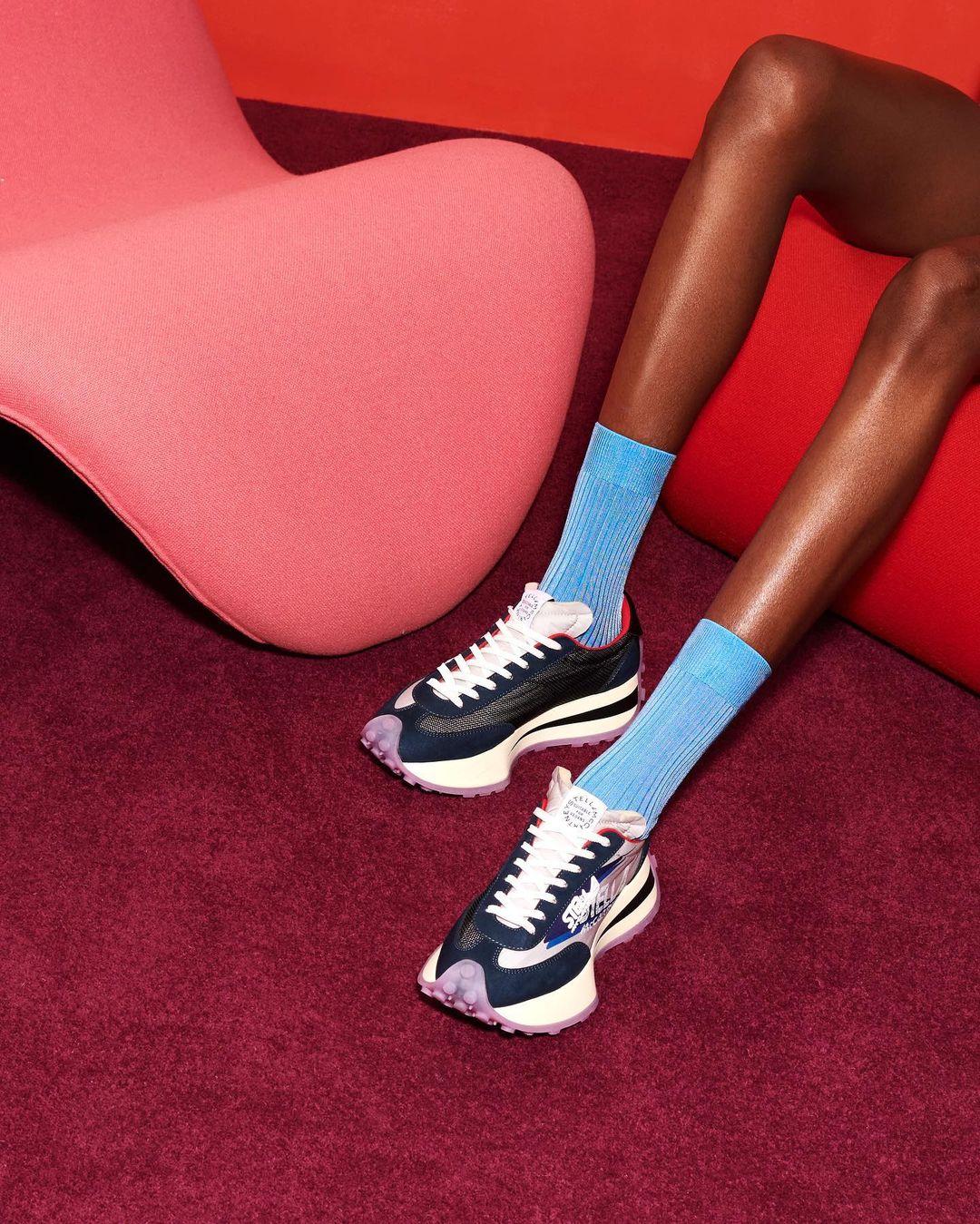 Стелла МакКартни презентовала новую линейку веганской спортивной обуви-Фото 2