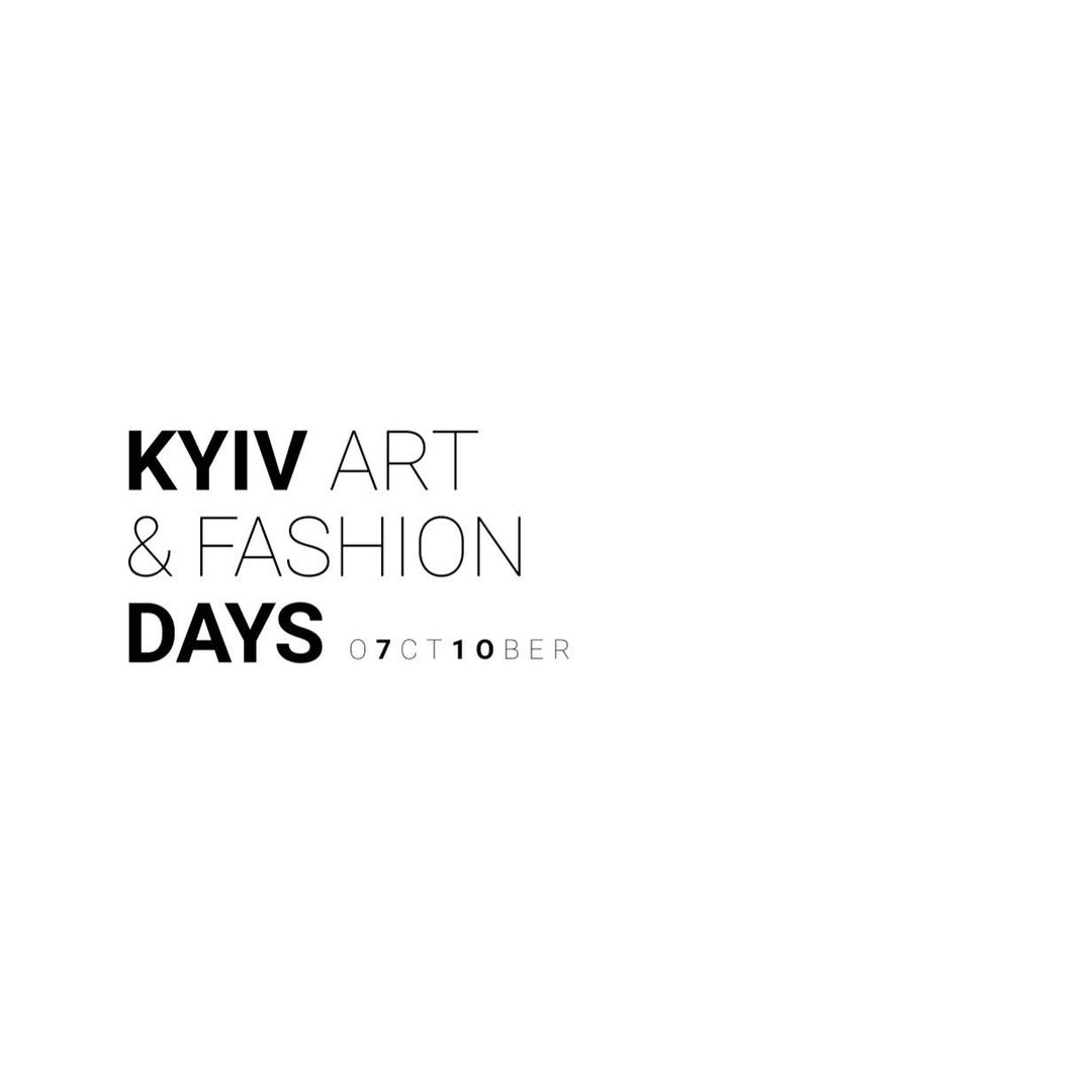 Цієї осені в Києві вперше пройде Kyiv Art & Fashion Days-Фото 1
