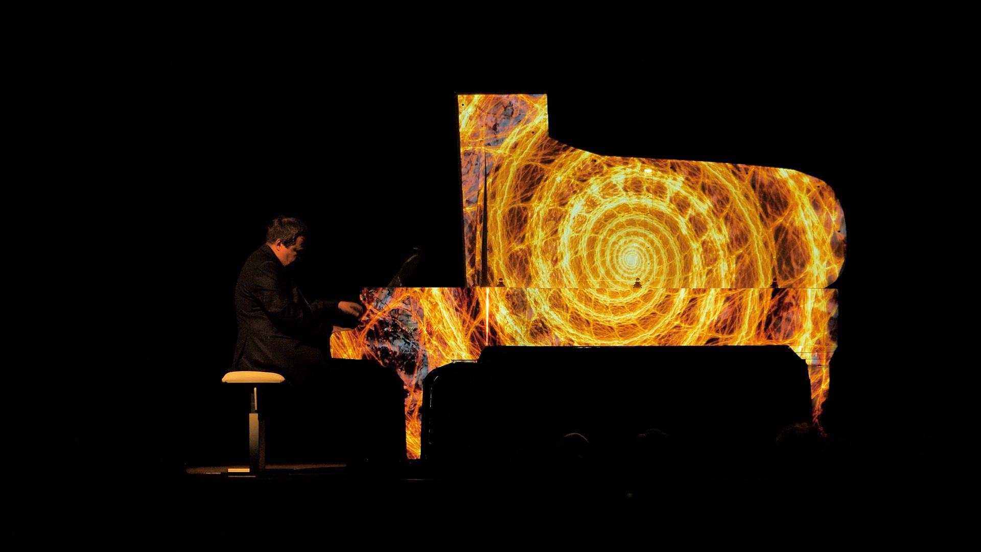 Фантастичний мультимедійний проект PIANO LIGHT SHOW від Олексія Ботвінова: Новий вимір візуальної реальності музичної класики-Фото 3