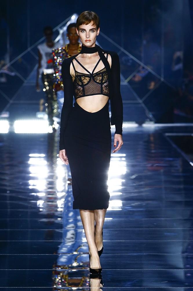 Новая весенне-летняя коллекция Dolce&Gabbana 2022 — там, где прошлое встречается с будущим-Фото 14