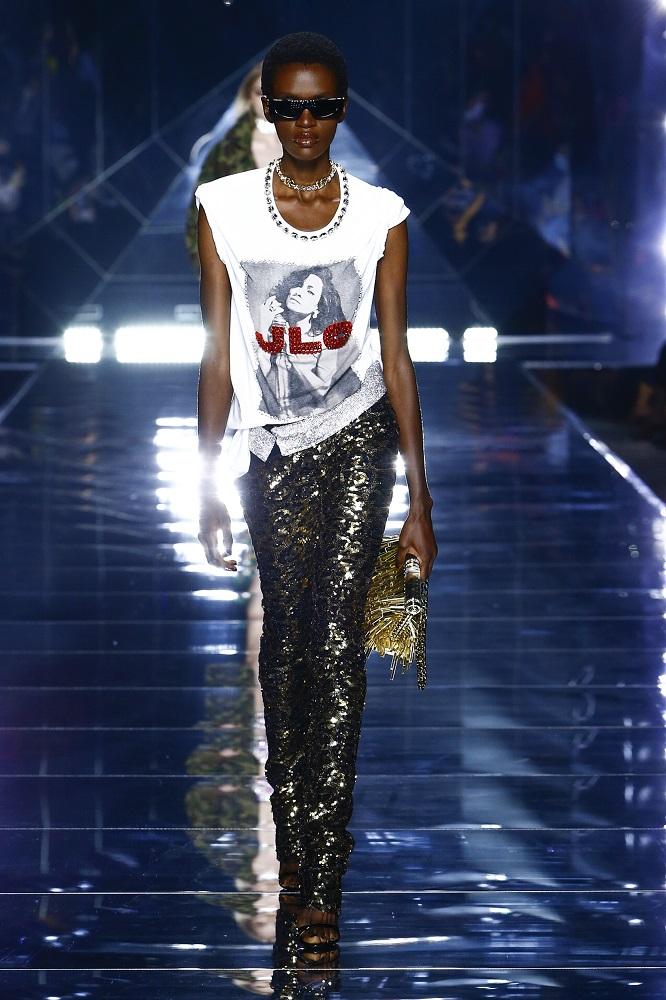 Новая весенне-летняя коллекция Dolce&Gabbana 2022 — там, где прошлое встречается с будущим-Фото 13