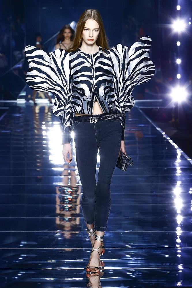 Новая весенне-летняя коллекция Dolce&Gabbana 2022 — там, где прошлое встречается с будущим-Фото 8
