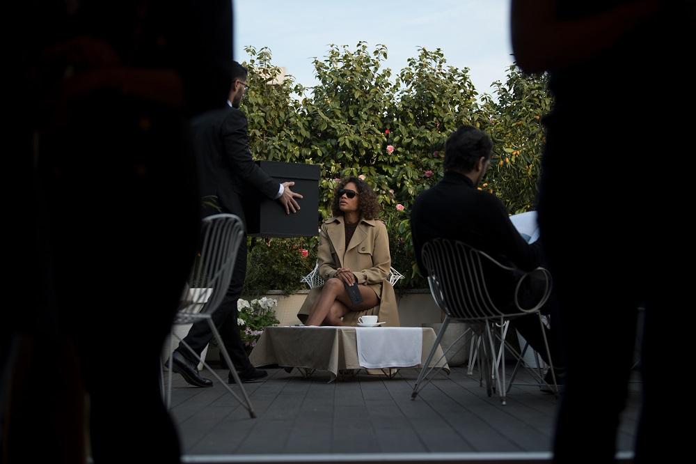 «Не время умирать»: Бренд Michael Kors выпустил рекламную кампанию к выходу нового фильма о Джеймсе Бонде-Фото 1