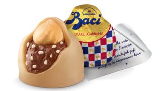 Dolce & Gabbana создали шоколадные конфеты вместе с Baci Perugina-320x180