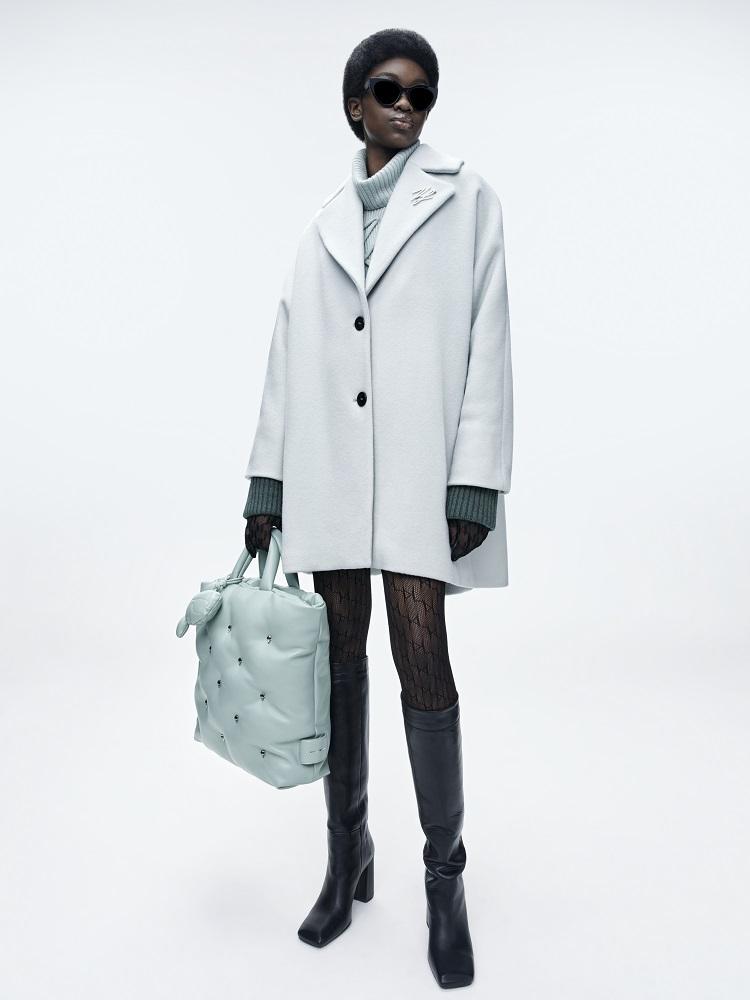 Кинематограф и мода: Новая коллекция KARL LAGERFELD осень-зима 2021-Фото 7
