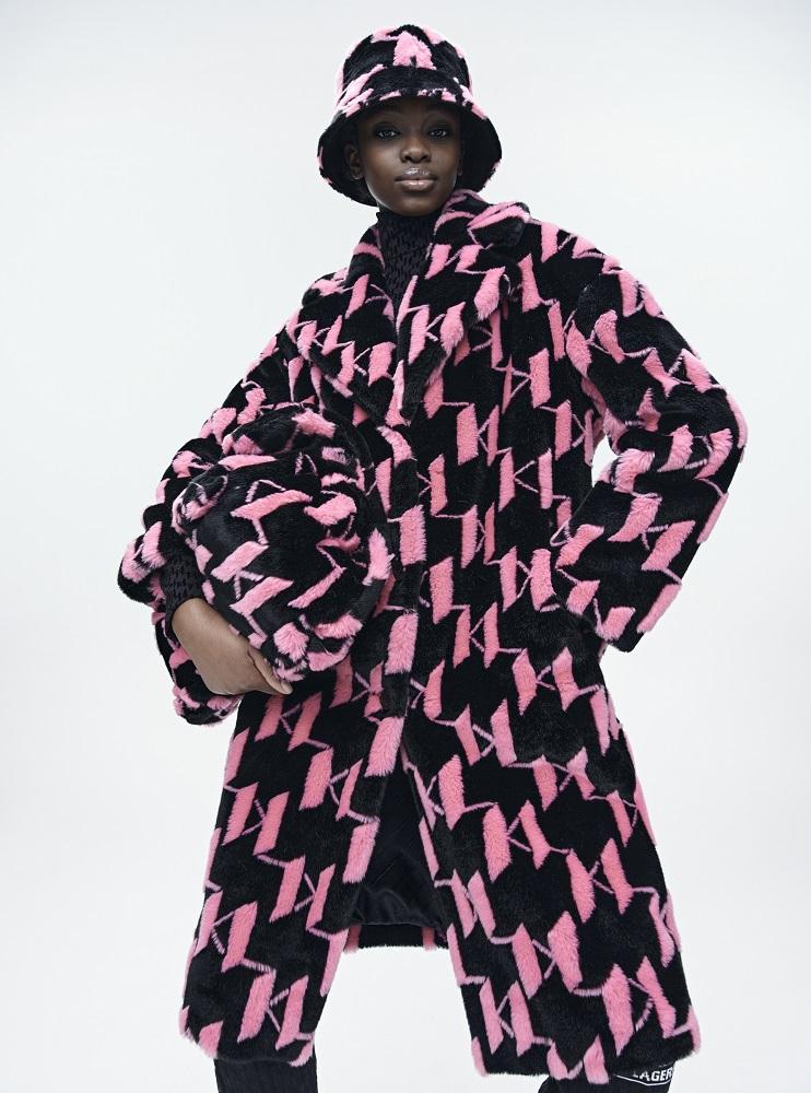 Кинематограф и мода: Новая коллекция KARL LAGERFELD осень-зима 2021-Фото 4