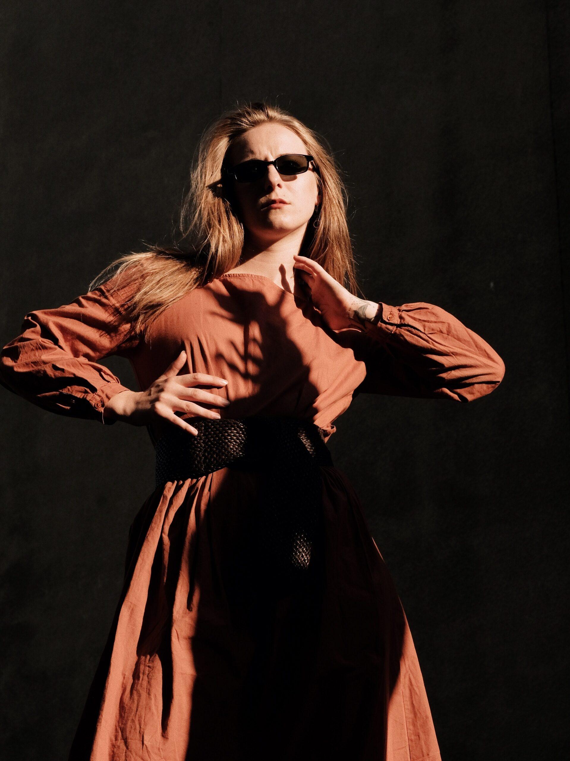 Про що мовчить жінка: Акторка та режисерка Христина Слободянюк-Фото 2