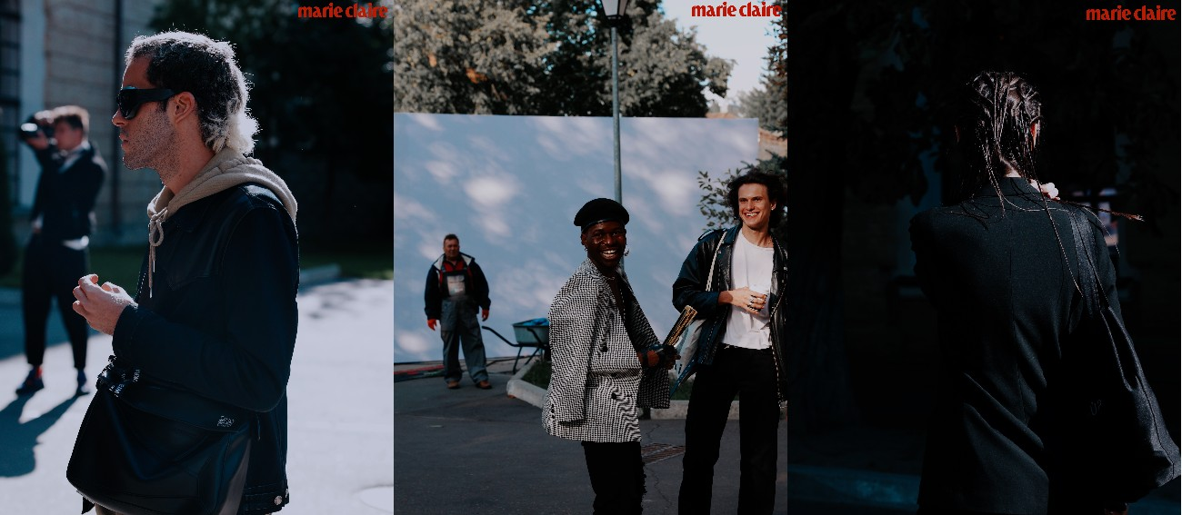 StreetstyleгостейUkrainianFashionWeek первого дня-Фото 4