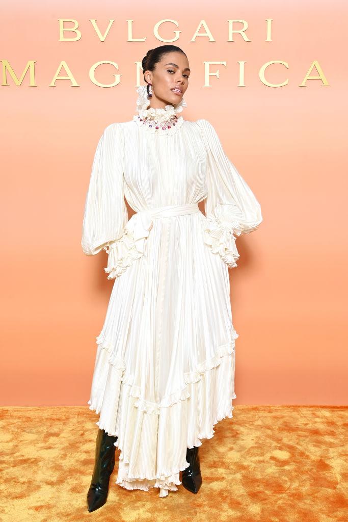 Звездный гардероб: 3 образа Тины Кунаки-Фото 1