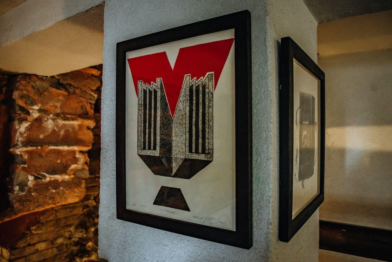 Симбіоз літератури та мистецтва: У київському музеї «Золоті ворота» відкрили арт-виставку «K'niga»-Фото 2