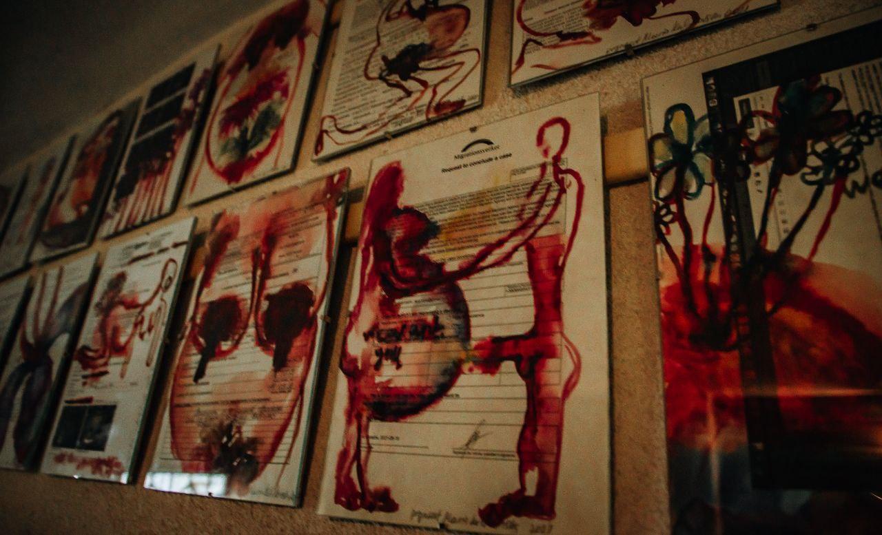 Симбіоз літератури та мистецтва: У київському музеї «Золоті ворота» відкрили арт-виставку «K'niga»-Фото 8