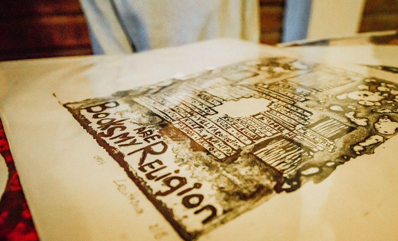Симбіоз літератури та мистецтва: У київському музеї «Золоті ворота» відкрили арт-виставку «K'niga»-Фото 4