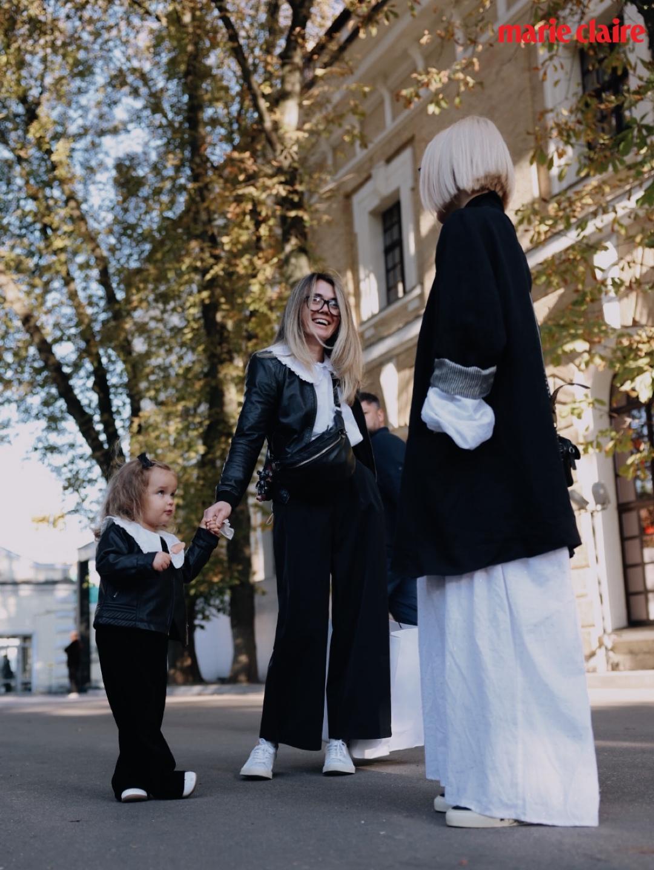 StreetstyleгостейUkrainianFashion Week третьего дня-Фото 7