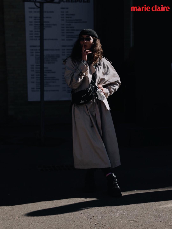 StreetstyleгостейUkrainianFashion Week третьего дня-Фото 2