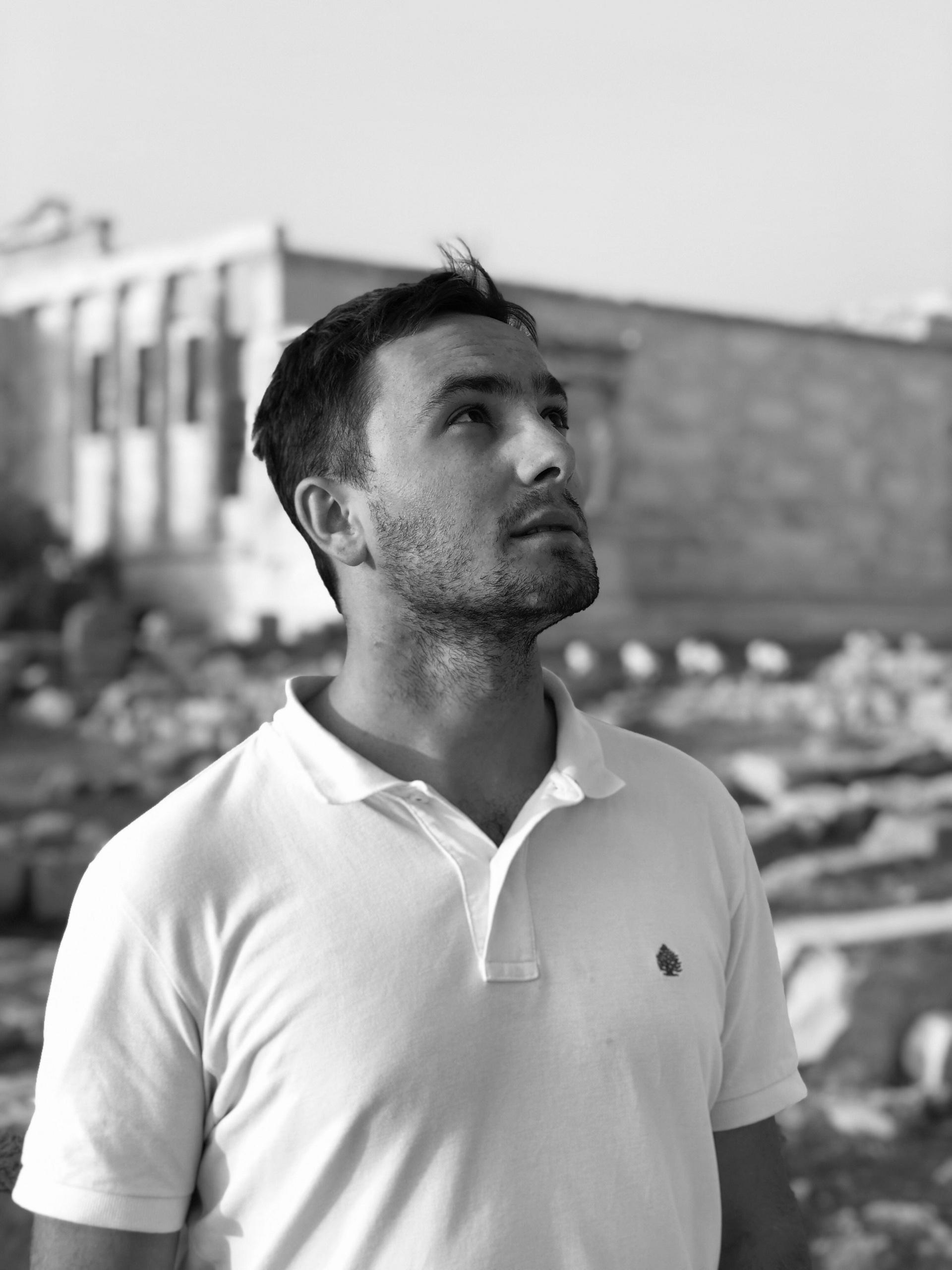 Чоловік говорить: Мирослав Лаюк, поет і автор поетичних книжок «Осоте!» і «Метрофобія»-Фото 1