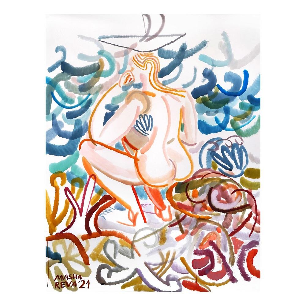 BEVZA NFT арт-ініціатива: Заради впізнаваності українських митців на артсцені світу-Фото 2