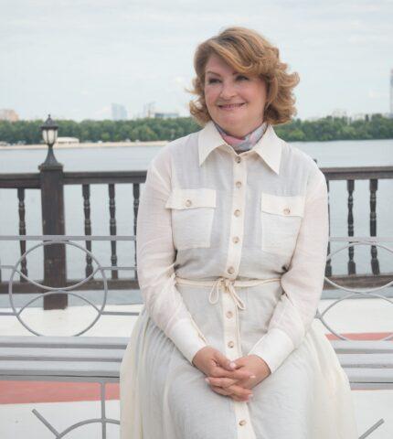 Small Talk: Ірина Данилевська, засновниця UFW-430x480