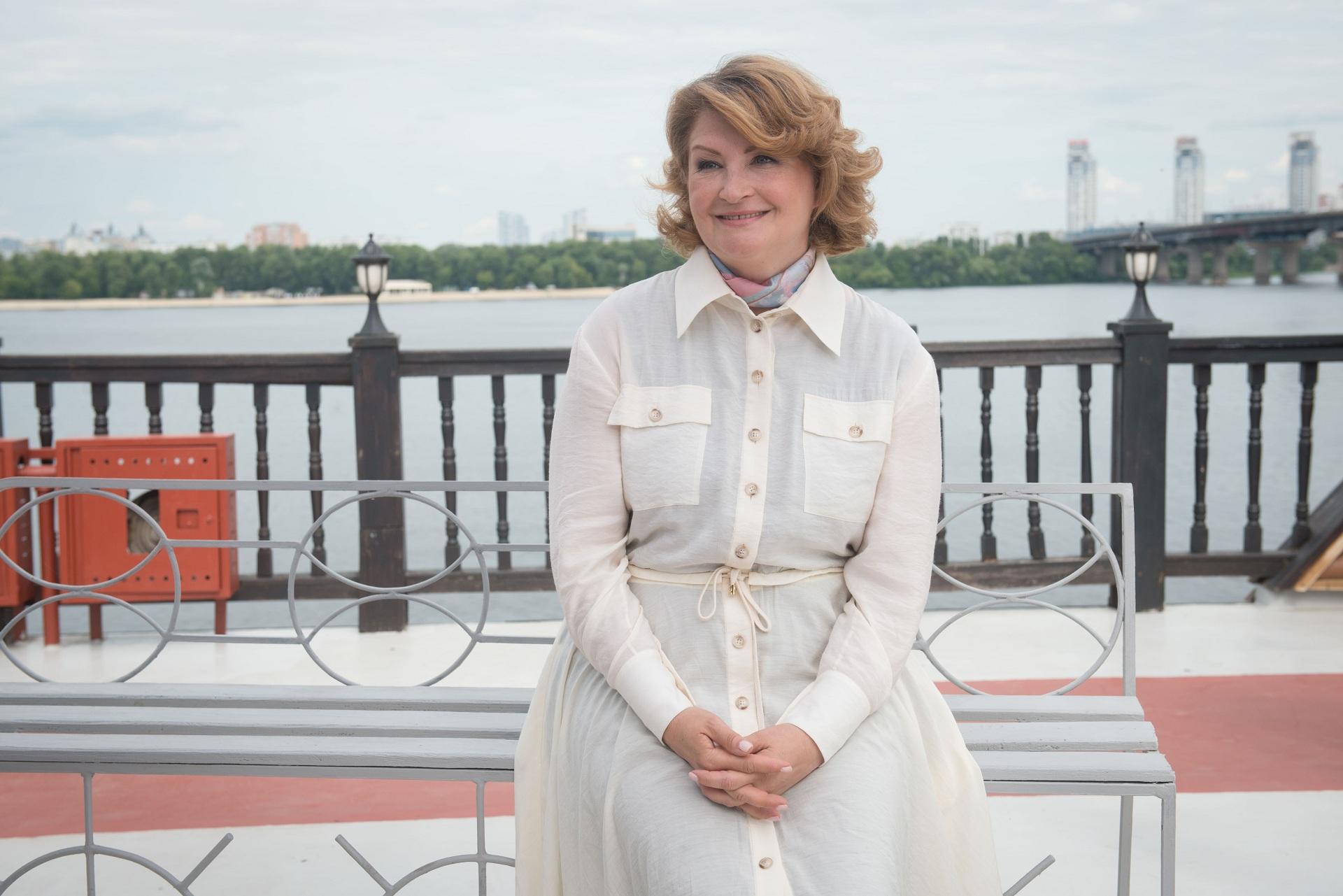 Small Talk: Ірина Данилевська, засновниця UFW-Фото 1