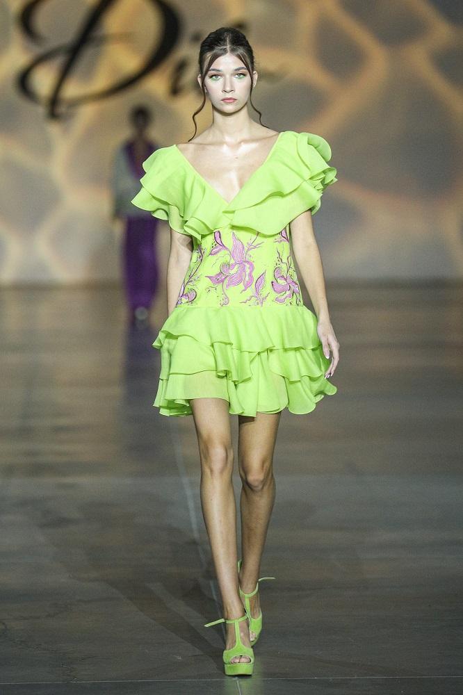 Цветотерапия Iryna DIL: Коллекция весна-лето 2022-Фото 1