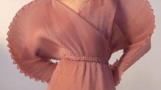 Платья-оригами и стежка в осенней коллекции J'amemme-320x180