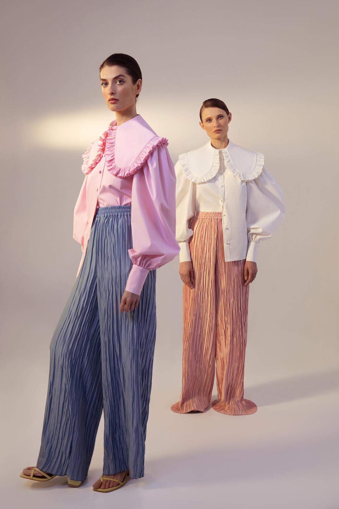 Платья-оригами и стежка в осенней коллекции J'amemme-Фото 7