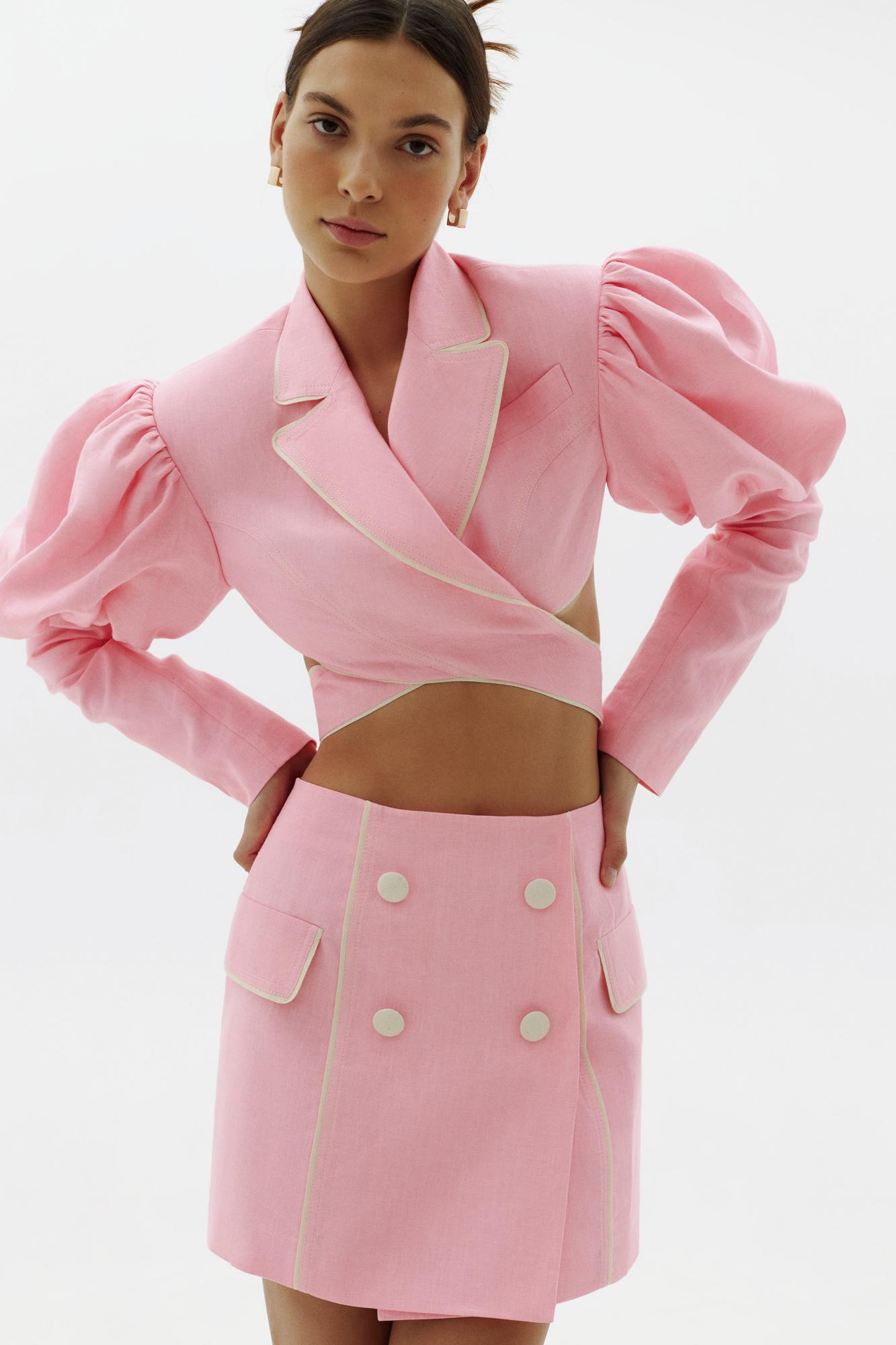 Коко Роша в костюме украинского дизайнера Marianna Senchina-Фото 4