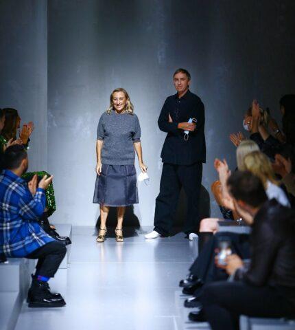 Искусство соблазнения: Бренд Prada представил весенне-летнюю коллекцию 2022-430x480