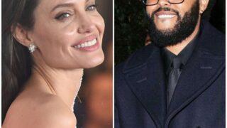 Подлили масла в огонь: Анджелина Джоли и The Weeknd провели вечер вместе-320x180