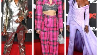 MTV Video Awards 2021: Обзор лучших образов звездных гостей-320x180