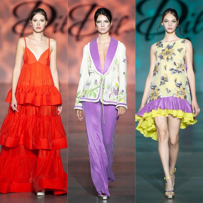 Ukrainian Fashion Week — второй день: Будуарные наряды и переосмысление моды нулевых-Фото 3