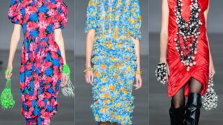 Ukrainian Fashion Week — второй день: Будуарные наряды и переосмысление моды нулевых-320x180