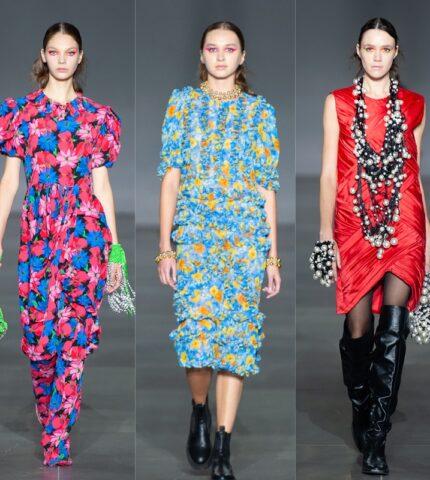 Ukrainian Fashion Week — второй день: Будуарные наряды и переосмысление моды нулевых-430x480