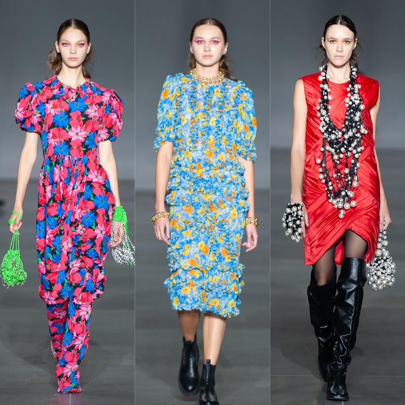 Ukrainian Fashion Week — второй день: Будуарные наряды и переосмысление моды нулевых-Фото 1