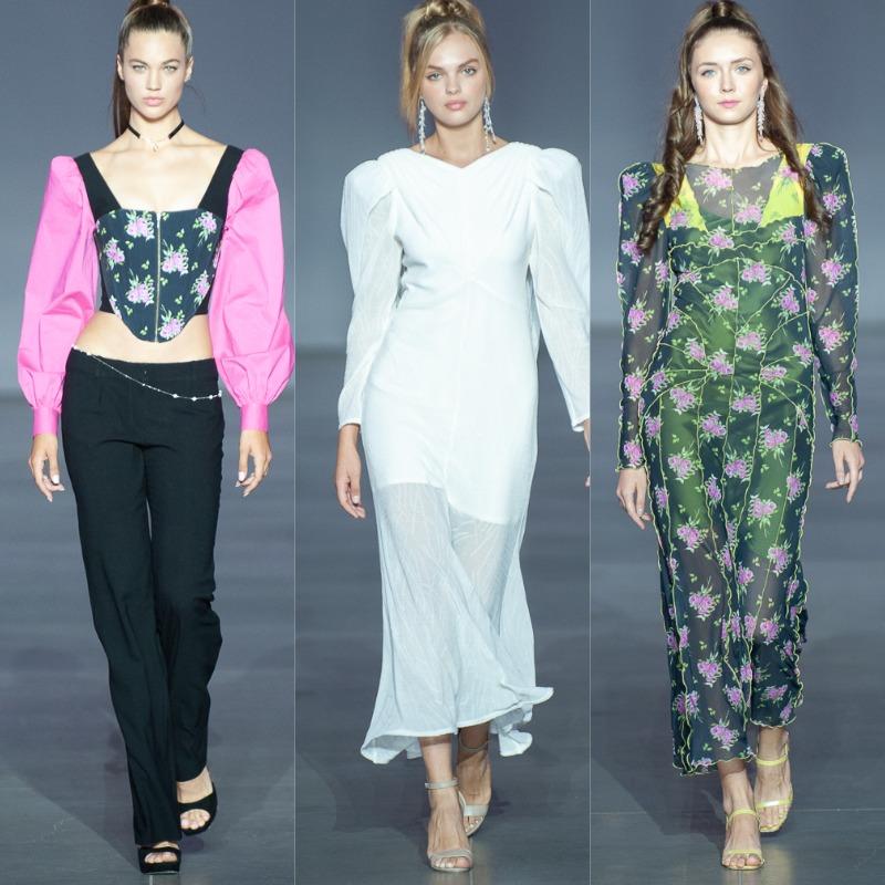 Ukrainian Fashion Week — второй день: Будуарные наряды и переосмысление моды нулевых-Фото 2