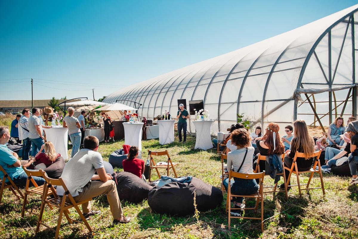 """Як це було: Eco Picnic Burda Media Ukraine на органічній фермі """"Родинний Добробут""""-Фото 7"""
