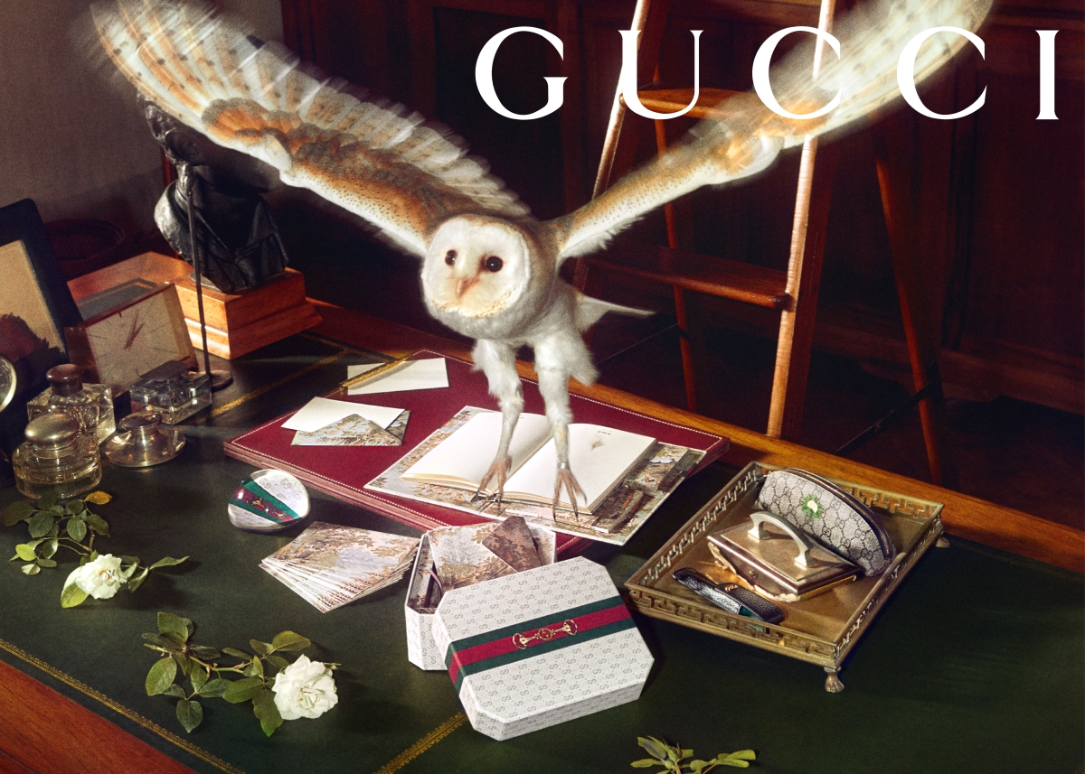 Стиль жизни Gucci: Магия повседневности в новой коллекции канцелярии-Фото 1