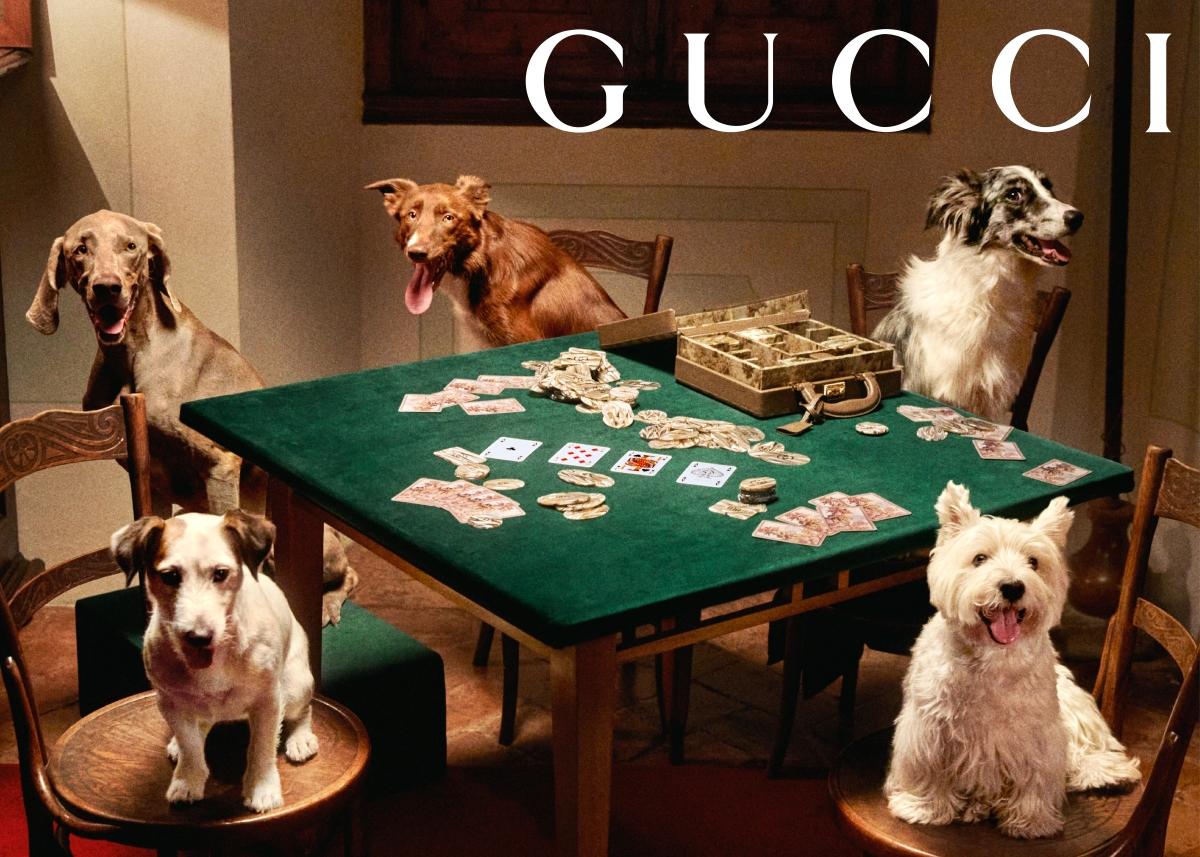 Стиль жизни Gucci: Магия повседневности в новой коллекции канцелярии-Фото 2
