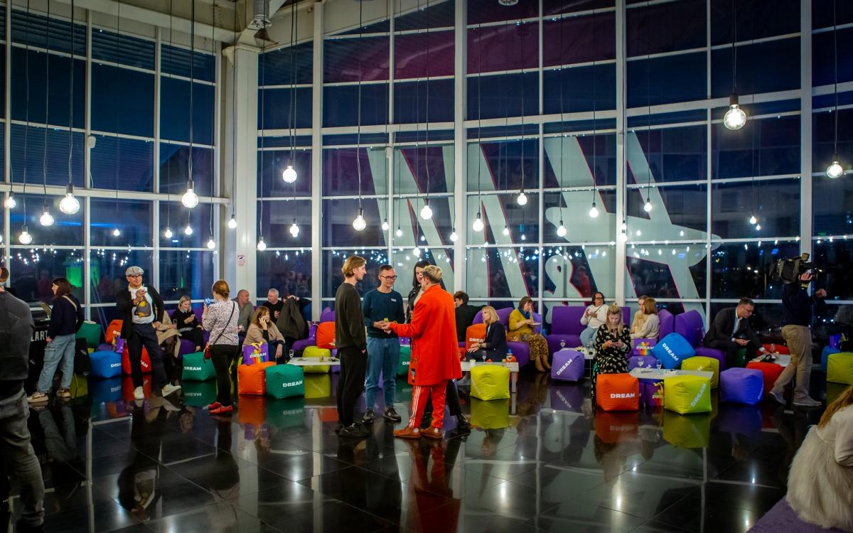 Ребрендинг торгового центру Dream town: Що нового-Фото 3