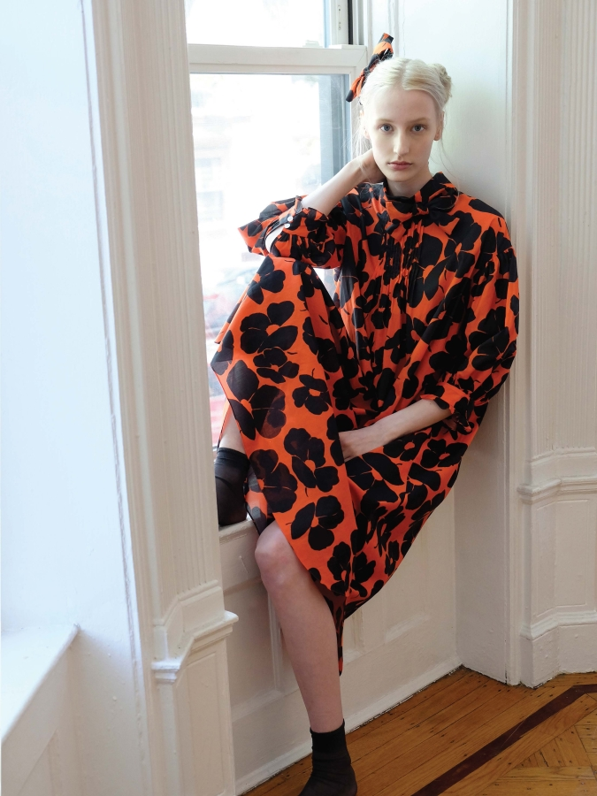Французские мотивы: Ivy Kirk презентовал новую коллекцию осень-зима 2021-Фото 3