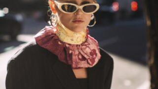 Лучше всех: Самые неординарные образы гостей Недели моды в Нью-Йорке-320x180