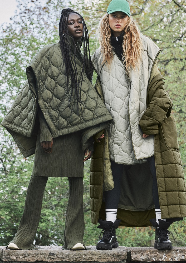 H&M представляет коллекцию Осень/Зима 2021 — одновременно функциональную и ультрамодную-Фото 7