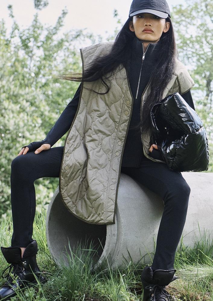 H&M представляет коллекцию Осень/Зима 2021 — одновременно функциональную и ультрамодную-Фото 3