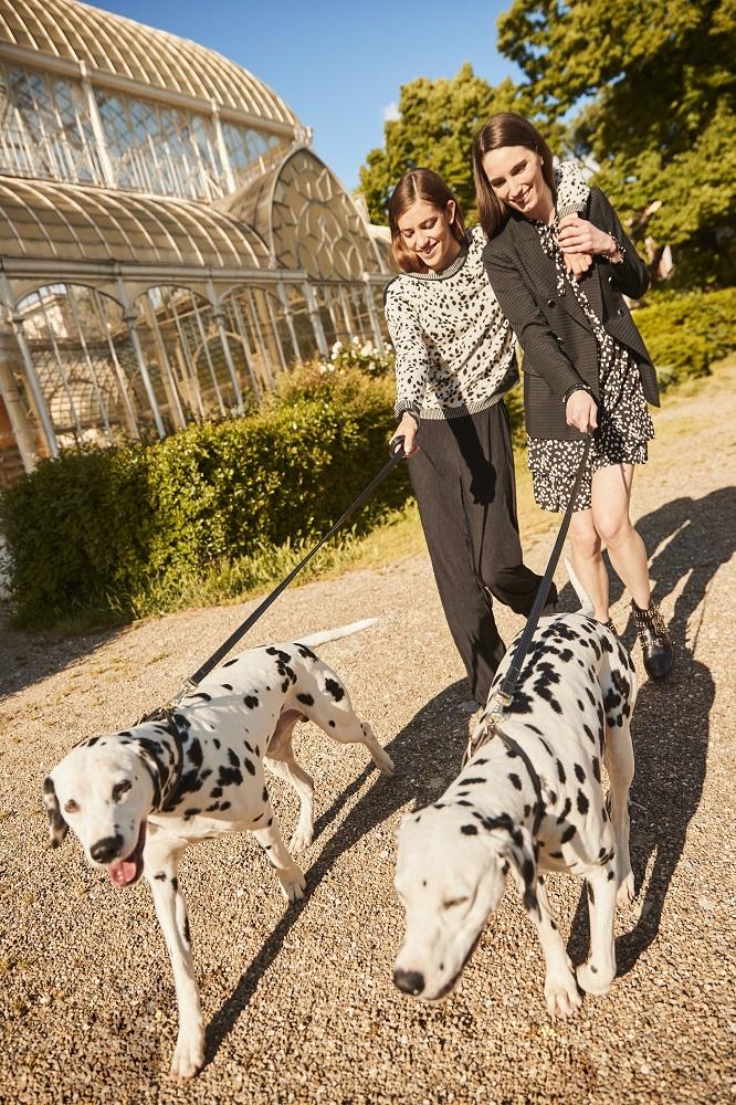 Прогулка с далматинцами: Pennyblack презентовал капсульную коллекцию «осень-зима» 2021/22-Фото 3